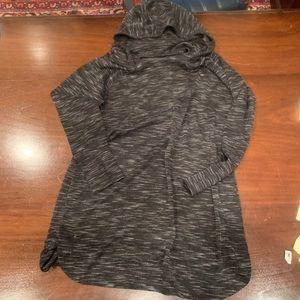 Athleta hooded sweater size XL